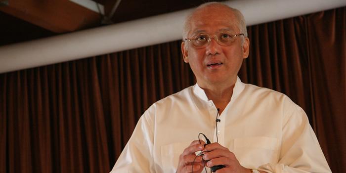 Amato Guruji Maha Atma Choa Kok Sui