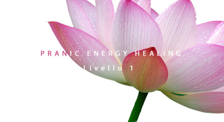 Corso Pranic Energy Healing Livello 1