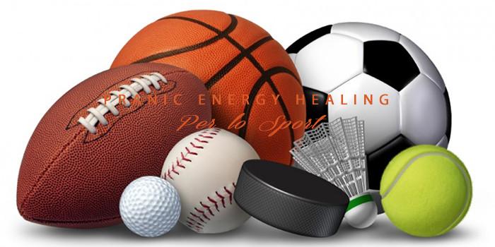 Il Pranic Energy Healing per lo Sport